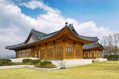 Korea building Royalty Free Stock Image