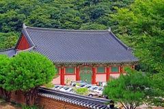 Korea Busan Beomeosa Temple Royalty Free Stock Image