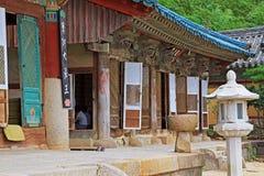 Korea Busan Beomeosa Temple Stock Photo