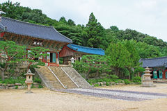 Korea Busan Beomeosa Temple Royalty Free Stock Photo
