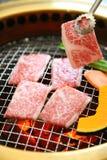 Koreańczyka BBQ Obrazy Stock