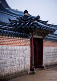 Korea door Stock Photography