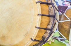 Korea drum. Image of korea drum(The music instrument stock images