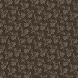 Korea flower and butterfly pattern Design. Korean traditional Pa Royalty Free Stock Photography