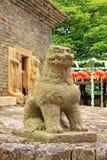 Korea Gyeongju Bunhwangsa Temple. Bunhwangsa Temple was built during the year 634 and the third year of Queen Seondeok`s rule, the 27th ruler of the Silla royalty free stock image