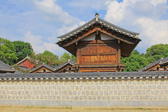 Korea Jeonju Gyeonggijeon Shrine Stock Photography