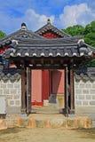 Korea Jeonju Gyeonggijeon Shrine Royalty Free Stock Images