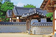 Korea Jeonju Gyeonggijeon Shrine Stock Image