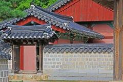 Korea Jeonju Gyeonggijeon Shrine Royalty Free Stock Photography