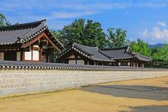 Korea Jeonju Gyeonggijeon Shrine Royalty Free Stock Photos