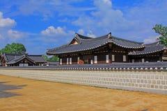 Korea Jeonju Gyeonggijeon Shrine Stock Photo