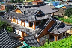 Korea Jeonju Hanok wioska obrazy stock