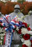 Korea-Krieg-Denkmal Lizenzfreie Stockfotos