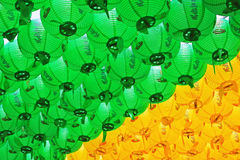 Korea lampion zdjęcia royalty free