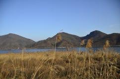 Korea landskap Royaltyfri Fotografi