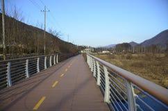 Korea landskap Royaltyfria Foton