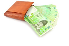 Korea Money Royalty Free Stock Images