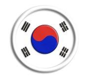 korea olympics shield Стоковое Изображение RF