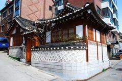 korea seoul Arkivfoton