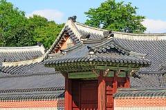 Korea Seoul Gyeongbokgung Palace royalty free stock image