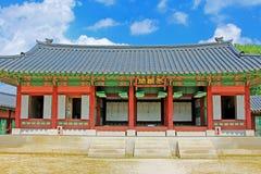 Korea Seoul Gyeongbokgung Palace, Donggung Stock Image