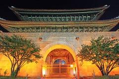 Korea Seoul Heunginjimun Gate Stock Photography