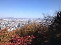 Korea Seoul Royalty Free Stock Photos