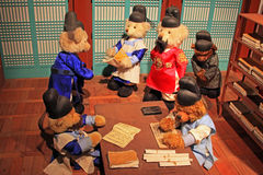 Korea Seoul Teddy Bear Museum Royalty Free Stock Photo