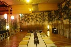 Koreańska herbacianego domu dekoracja Zdjęcie Royalty Free