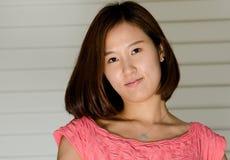koreańska kobieta Obraz Royalty Free
