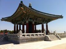 Koreański dzwon Obrazy Stock