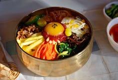 Koreański jedzenie Obrazy Stock