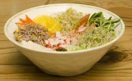 Koreański krajowy jedzenie. Obrazy Stock