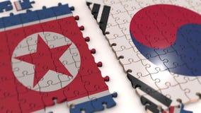 KOREA SOUTH Vs KOREA NORTH - zoom out