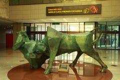 Korea Stock Exchange, South Korea Stock Photography
