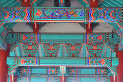 Korea Traditional Architecture royalty free stock image