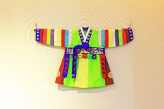 Free Korea Traditional Hanbok Clothes Royalty Free Stock Images - 92611379