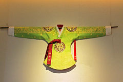 Korea Traditional Hanbok Clothes Royalty Free Stock Images