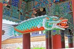 Korea UNESCO światowe dziedzictwo - Haeinsa świątynia fotografia royalty free