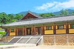 Korea UNESCO-Welterbe - Bulguksa-Tempel Lizenzfreies Stockbild