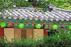 Korea UNESCO-Welterbe - Bulguksa-Tempel Lizenzfreie Stockbilder