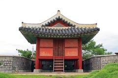"Korea UNESCO-Welterbestätten †""Hwaseong-Festung stockfotografie"