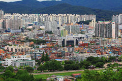 "Korea UNESCO-Welterbestätten †""Hwaseong-Festung und Suwon-Stadt Stockfoto"
