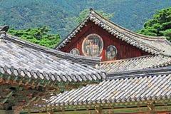 Korea UNESCO World Heritage - Bulguksa Temple. Bulguksa Temple was built in 528 during the Silla Kingdom. Bulguksa Temple is the representative relic of Gyeongju royalty free stock images