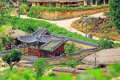 Korea UNESCO World Heritage - Gyeongju Yangdong Village. Gyeongju Yangdong Village is Korea's largest traditional village, showcasing the traditional culture Royalty Free Stock Images