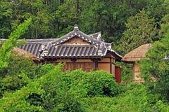 Korea UNESCO World Heritage - Gyeongju Yangdong Village Stock Photo