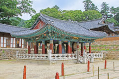 Korea UNESCO World Heritage - Haeinsa Temple royalty free stock photography
