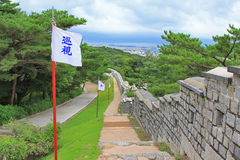 Korea UNESCO World Heritage Sites – Hwaseong Fortress Stock Photo