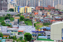 Korea UNESCO World Heritage Sites – Hwaseong Fortress and Suwon City Stock Image
