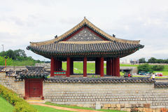 Korea UNESCO World Heritage Sites – Hwaseong Fortress Stock Images